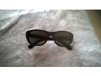7d632a0c6474 Ray ban polarized woman s tortoise shell sunglasses
