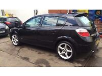 Vauxhall Astra SRI SPORTS BUTTON LIMITED EDITION