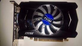 GTX 750 1GB Graphics Card GPU