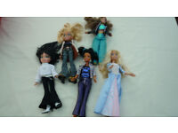 Dolls x 5