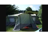 Massive 8 man tent
