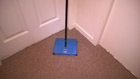 BISSELL MANUAL CARPET SWEEPER - FREE DELIVERY!
