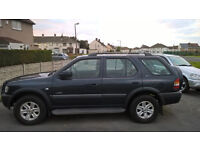 Vauxhall Frontera 2.2i breaking for spares