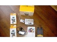 Kodak easy share camera and printer dock