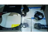 Garmin Forerunner 210 GPS Watch, used once