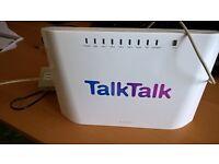 Talktalk broadband router