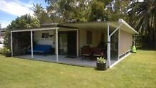 On site van and annex including many extras for sale and removal Swansea Lake Macquarie Area Preview