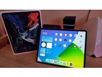 iPad Pro 12.9- 64GB, Wi-Fi Cellular, Unlocked, A-Grade. Boxed