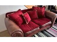 vintage sofa. 2/3 seater