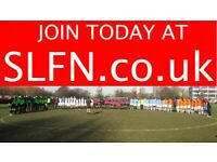 Join Saturday football team, play 11 aside football in London, play football in London. ah2y23