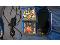 PS Vita 3G with 8GB card, Persona 4 Golden & Minecraft