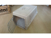 Cat / Small Dog Carrier - Clean Little used £4