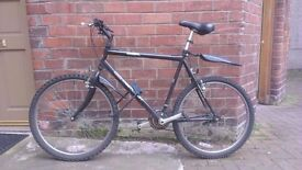 Excellent mountainbike