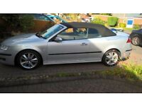 SAAB 9-3 Vector Anniversary TID, 2007, Convertible, Silver, Diesel, 1910 CC, Automatic