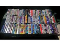 Over 103 VHS tapes. Great condition.