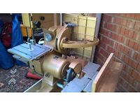 EMCO STAR woodwork lathe, universal machine