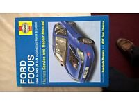 Ford Focus - Free Service Manual