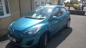 2012 Mazda 2 1.5 TS2 Automatic Petrol Hatchback ( 17075 Miles Only ) Extended Warranty with Mazda