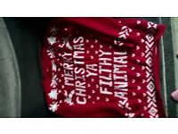 womens christmas jumper size 10/12