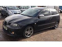 2006 Seat Ibiza FR TDI 56 Plate