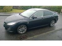 Mazda 6 Venture 2.2D black