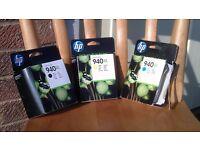 HP Printer Cartridges 940XL
