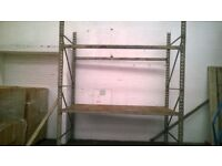 Pallet Racking Heavy Duty with Shelves