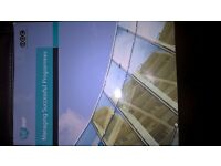 Managing Successful Programmes , Office of Government Commerce ISBN 9780113310401