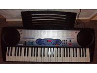 Casio LK-40 electric keyboard, £25 ONO (please read description)