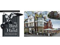 Chef Required at The Bird i'th Hand Urmston M41 5DN