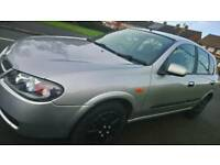Nissan almera se 2004 (54)1.49 petrol (ml 87190)