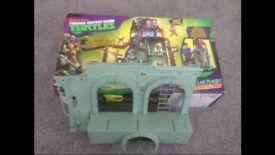 Ninja Turtles Playset, Figures & Vehicles