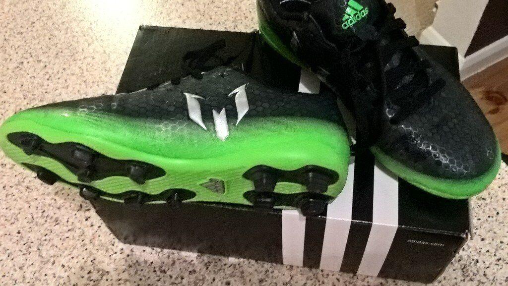 Adidas Football boots, size 2 junior
