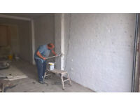 clean newly refurbished garage workshop premises