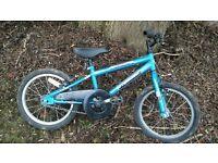 16 inch boys bike