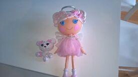 Two lala loopsy dolls