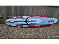 Windsurf board