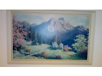 Large picture of Springtime in the Mountains