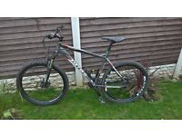 Carrera Vengeance 24 speed Mountain Bike