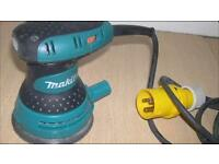 "MAKITA BO5031 5"" ORBITAL SANDER ELECTRONIC SPEED CONTROL - 110V"