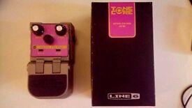 Line 6 toncore Otto filter Auto Wah Pedal