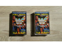 WWE WWF FULL METAL X 2