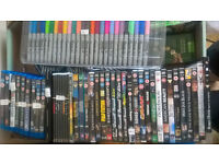 Joblot Job Lot of DVDs Blu-rays Blu Ray Car Boot Booter - Quantity 500