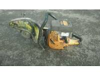 Partner k650 petrol cut off saw