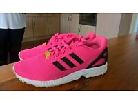 Addidas Pink Trainers Size 5
