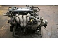 ford puma engine and gearbox