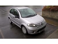 CITROEN C3 1.4 WITH ONLY 1 PREVIOUS OWNER 2006 NEW SHAPE
