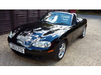 Mazda MX5 1.8 2003 - Superb Summer Car