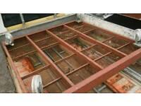 Steel moving dollys frames