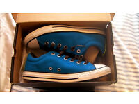 Ladies / Childs Converse Electric Blu CT Street Slip Trainers Size 5.5